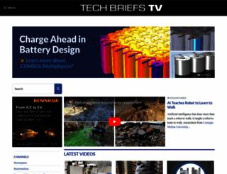 techbriefs.tv screenshot