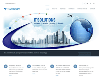 techbuddy.in screenshot