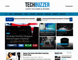 techbuzzer.org screenshot