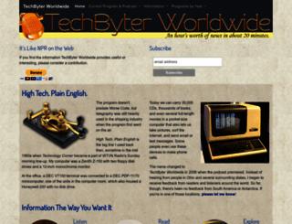 techbyter.com screenshot