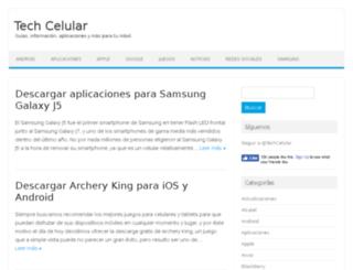 techcelular.org screenshot