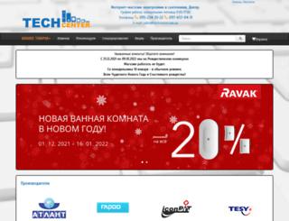 techcenter.com.ua screenshot