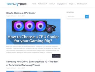 techcompact.com screenshot