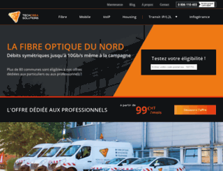 techcrea.fr screenshot