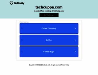 techcuppa.com screenshot