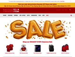 techcyte.isubookstore.com screenshot