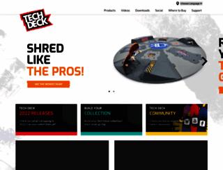 techdeck.com screenshot
