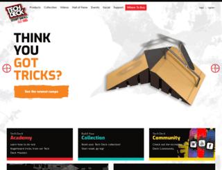 techdecklive.com screenshot