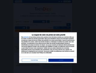 techdico.com screenshot