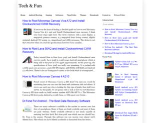 techdraginfo.blogspot.com screenshot