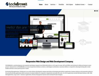 techdreamz.org screenshot