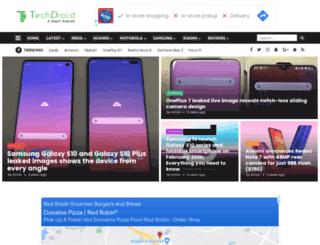 techdroid.in screenshot