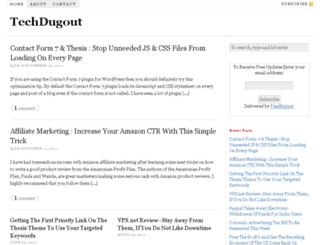 techdugout.com screenshot