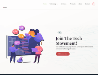 techeberry.com screenshot