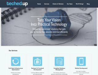 techedup.net screenshot