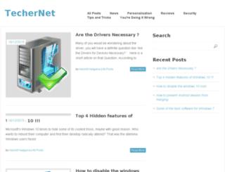 techernet.com screenshot