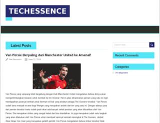 techessence.info screenshot