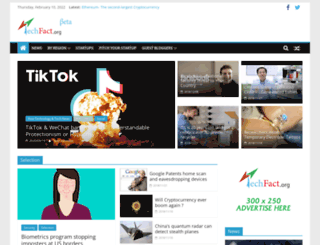 techfact.org screenshot