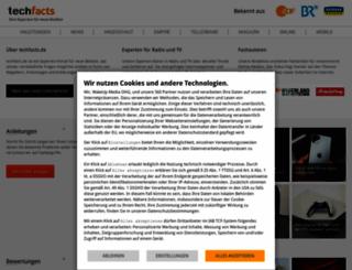 techfacts.net screenshot
