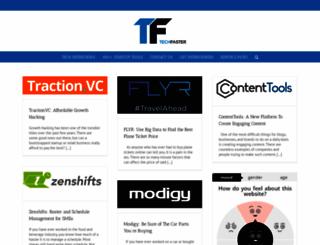 techfaster.com screenshot