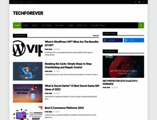 techforever.net screenshot