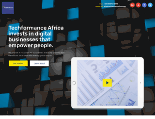 techformanceafrica.com screenshot