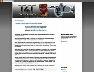 techfortesco.blogspot.com screenshot