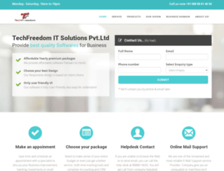 techfreedom.net screenshot