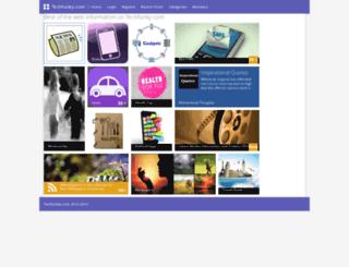 techfunky.com screenshot