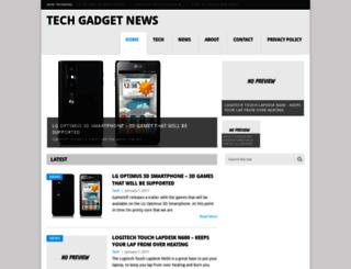 techgadgetsnews.com screenshot