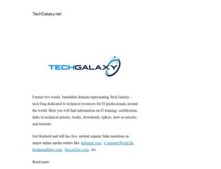 techgalaxy.net screenshot
