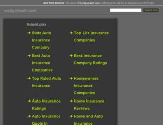 techgameart.com screenshot