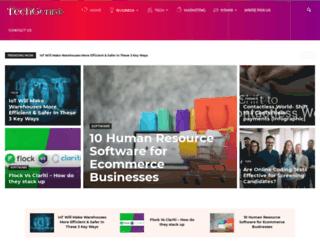 techgenra.com screenshot