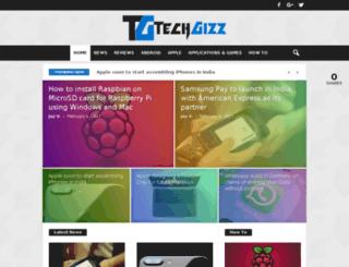 techgizz.com screenshot