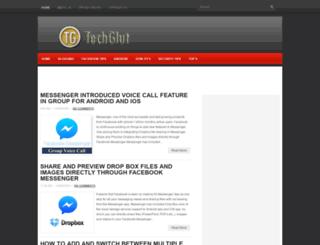 techglut.com screenshot