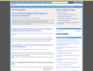 techhail.com screenshot