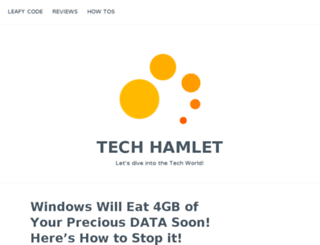 techhamlet.com screenshot