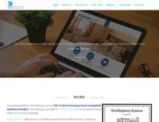 techhighway.co.in screenshot