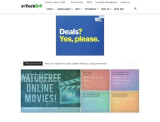 techhindi.org screenshot