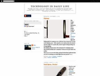 techindaily.blogspot.com screenshot