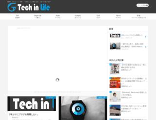 techinlife.net screenshot