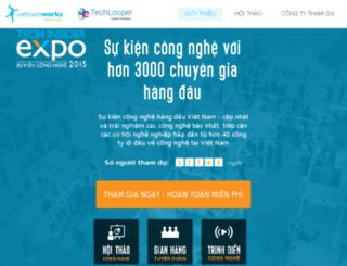 techinsider.vietnamworks.com screenshot
