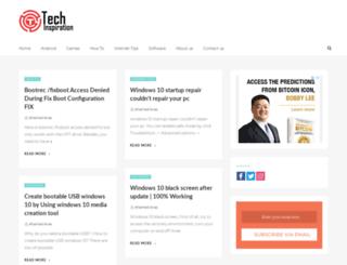 techinspiration.net screenshot