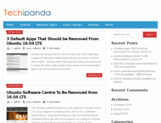 techipanda.com screenshot
