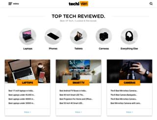 techivian.com screenshot