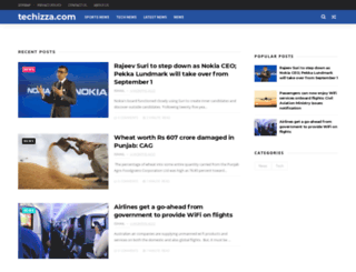 techizza.com screenshot