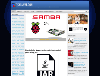 techjawab.com screenshot