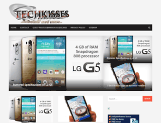 techkisses.com screenshot