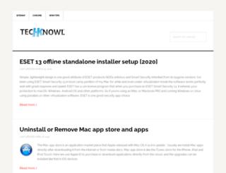 techknowl.com screenshot