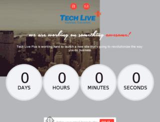 techlivexpert.com screenshot